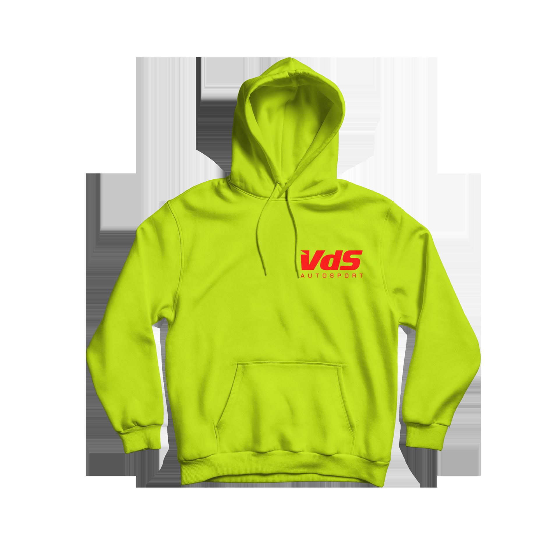 """UNISEX HOODIE """"Performance Green"""""""